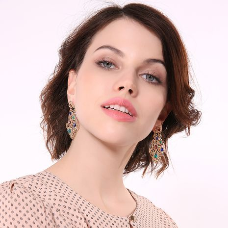Alloy Fashion Geometric earring  (Photo Color)  Fashion Jewelry NHQD6194-Photo-Color's discount tags