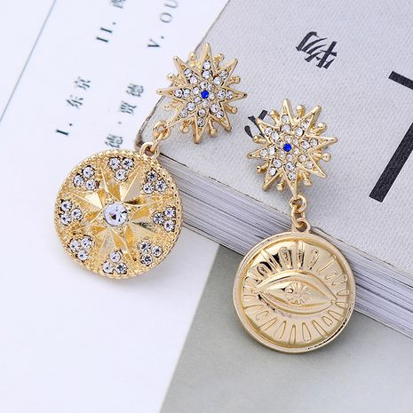 Alloy Fashion Geometric earring  (Photo Color)  Fashion Jewelry NHQD6205-Photo-Color's discount tags