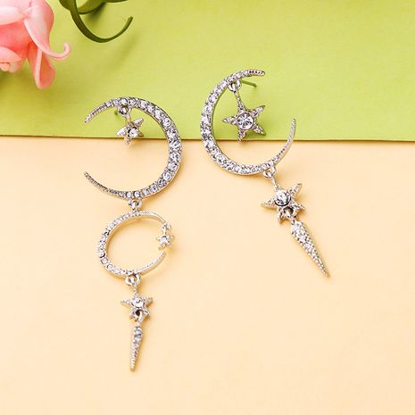 Alloy Fashion Geometric earring  (Photo Color)  Fashion Jewelry NHQD6239-Photo-Color's discount tags