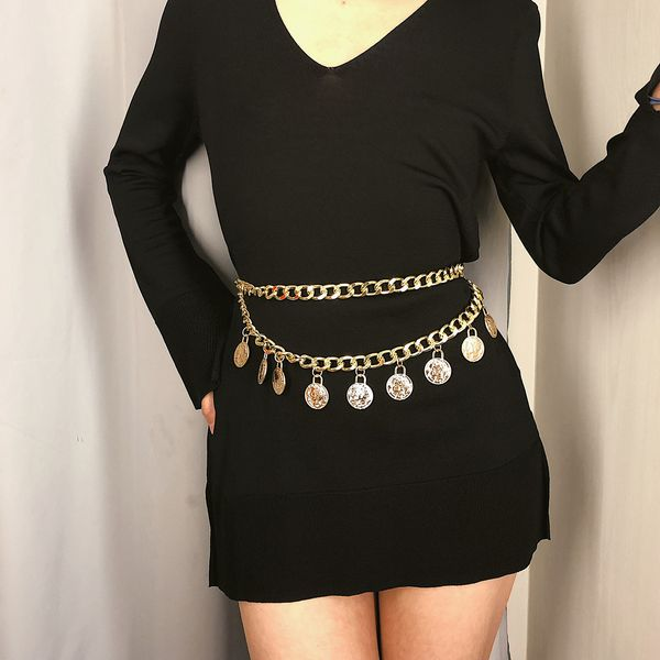 Alloy Vintage Tassel Body accessories  (Alloy 0409)  Fashion Jewelry NHXR2736-Alloy-0409