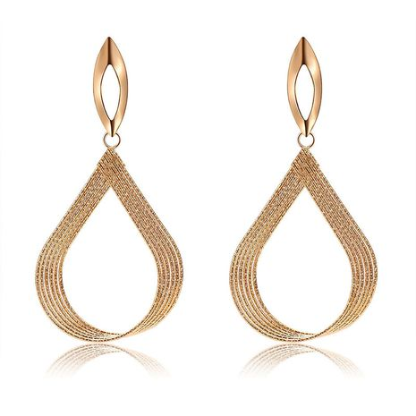 Alloy Vintage Geometric earring  (61189483A)  Fashion Jewelry NHXS2358-61189483A's discount tags