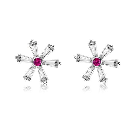 Copper Fashion Flowers earring  (61189602)  Fine Jewelry NHXS2368-61189602's discount tags