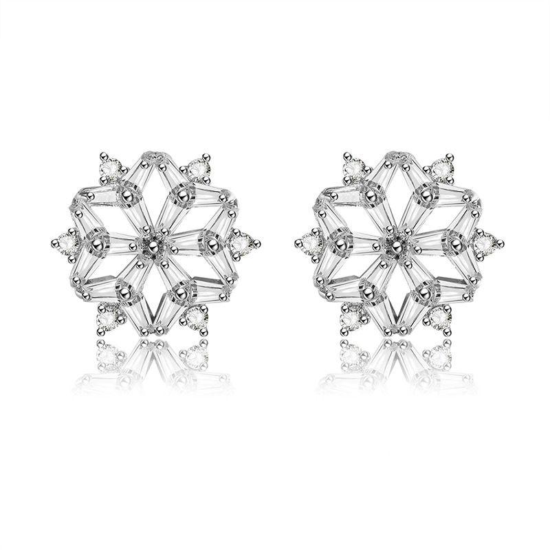 Copper Fashion Geometric earring  61189686  Fine Jewelry NHXS237061189686