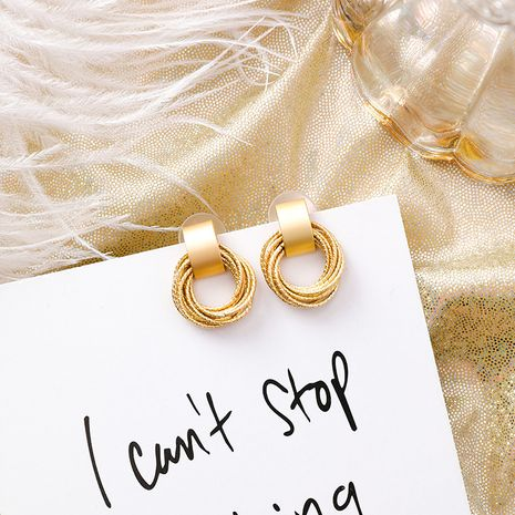 Alloy Korea Geometric earring  (Main picture)  Fashion Jewelry NHMS2225-Main-picture's discount tags