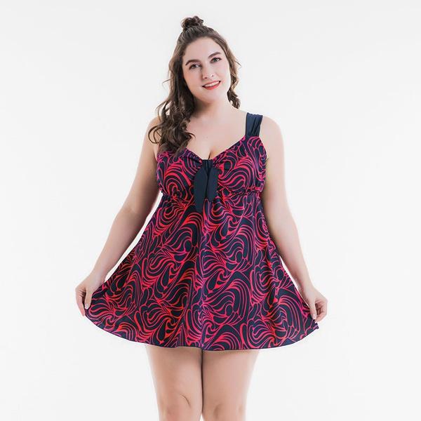 Cotton Fashion  Bikini  (West red-64-7XL)  Women Clothing NHWL0056-West-red-64-7XL