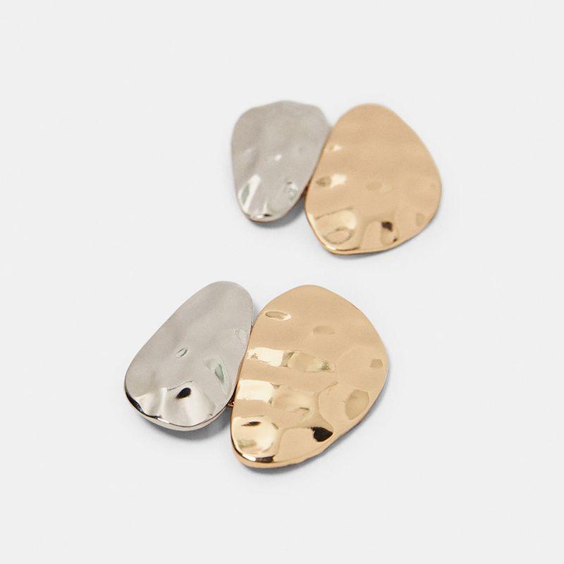 Plastic Vintage Geometric earring  Photo Color  Fashion Jewelry NHLL0373PhotoColor