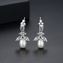Alloy Korea Geometric earring  PlatinumT02D28  Fashion Jewelry NHTM0642PlatinumT02D28