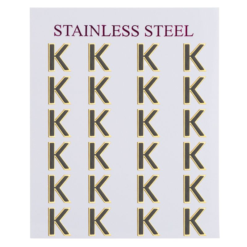 Titanium&Stainless Steel Korea Geometric earring  (Alloy)  Fine Jewelry NHJE2639-Alloy
