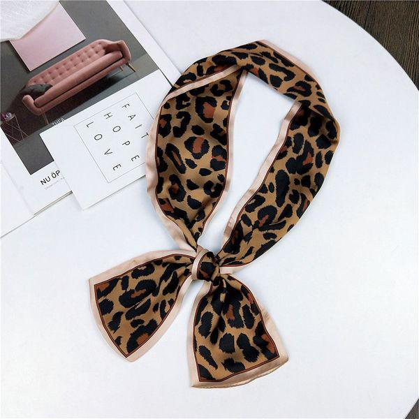 Cloth Korea  Hair accessories  (1 leopard yellow)  Fashion Jewelry NHMN0348-1-leopard-yellow