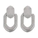 Alloy Fashion Geometric earring  black  Fashion Jewelry NHJQ11315black