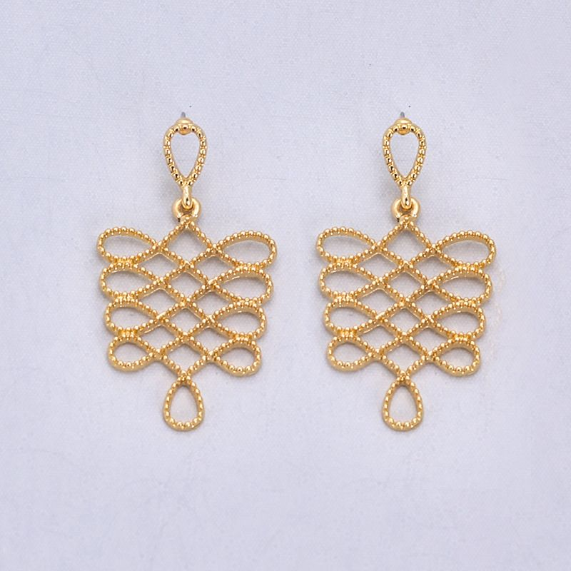 Alloy Fashion  earring  (Alloy)  Fashion Jewelry NHNZ1225-Alloy