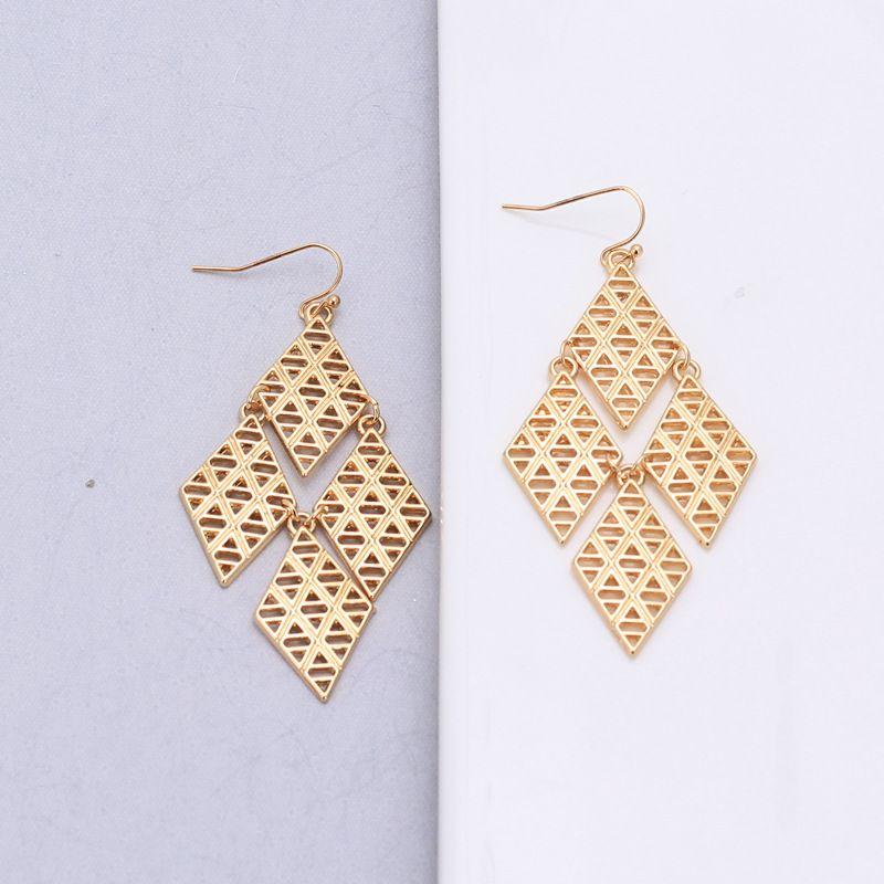 Alloy Fashion Geometric earring  (Alloy)  Fashion Jewelry NHNZ1241-Alloy
