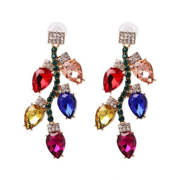 Alloy Fashion  earring  (51613)  Fashion Jewelry NHJJ5498-51613