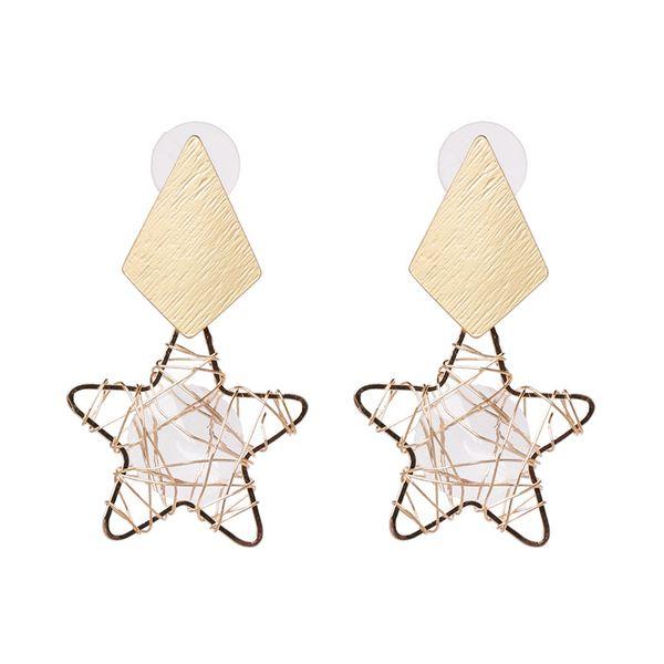Alloy Fashion  earring  (51581)  Fashion Jewelry NHJJ5506-51581