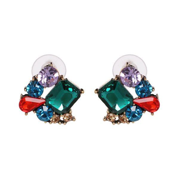 Alloy Fashion Geometric earring  (color)  Fashion Jewelry NHJJ5543-color