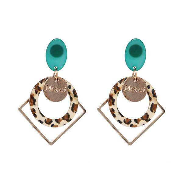 Alloy Fashion  earring  (51604)  Fashion Jewelry NHJJ5548-51604