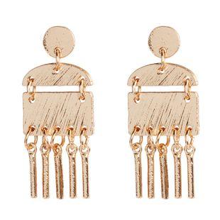 Alloy Simple Tassel earring  (E3934)  Fashion Jewelry NHMD5171-E3934's discount tags