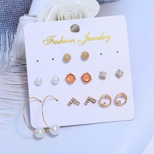 Alloy Fashion  earring  (Alloy)  Fashion Jewelry NHBQ1921-Alloy