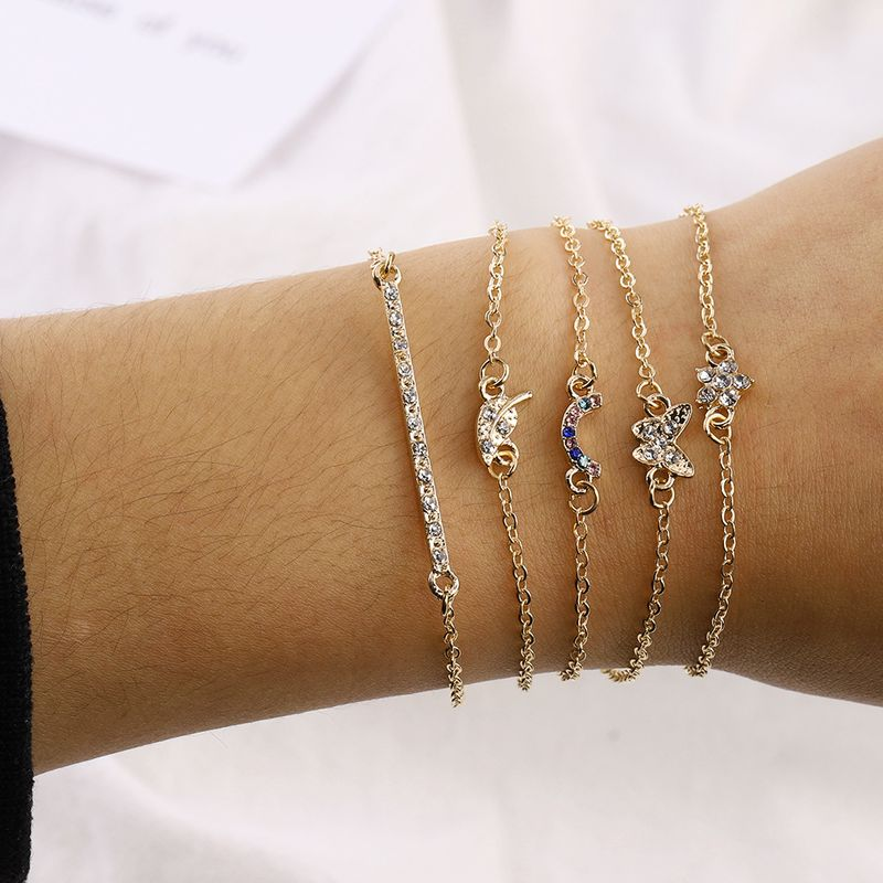 Alloy Fashion  bracelet  Alloy  Fashion Jewelry NHJQ11209Alloy