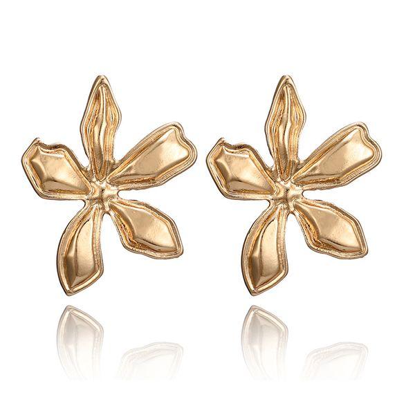 Alloy Fashion Flowers earring  (6973)  Fashion Jewelry NHGY2923-6973