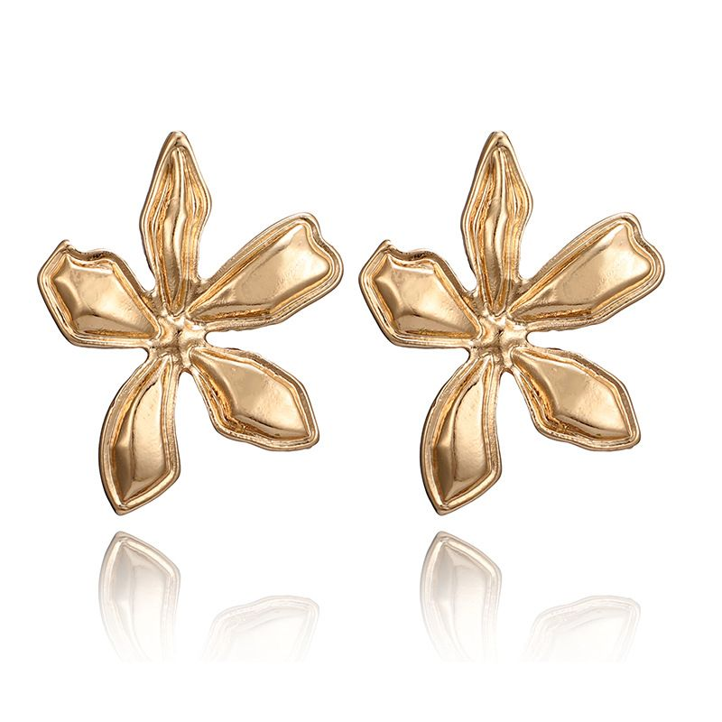 Alloy Fashion Flowers earring  (6973)  Fashion Jewelry NHGY2923-6973