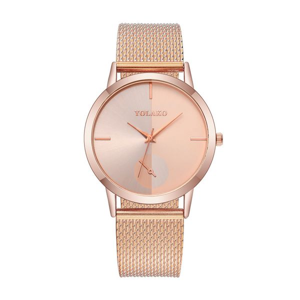 Alloy Fashion  Ladies watch  (Rose alloy)  Fashion Watches NHSY1862-Rose-alloy