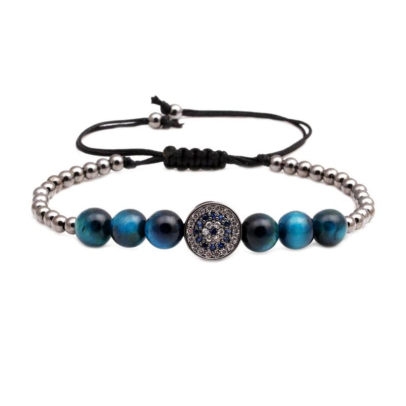 Copper Fashion Animal bracelet  black  Fine Jewelry NHYL0627black