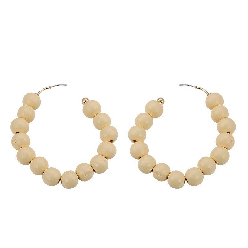 Alloy Fashion Geometric earring  white  Fashion Jewelry NHJQ11232white