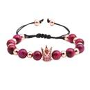Copper Fashion bolso cesta bracelet  black  Fine Jewelry NHYL0631black