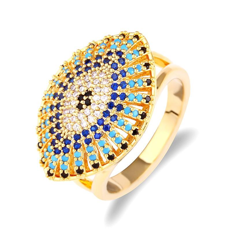 Alloy Fashion Geometric Ring  (Alloy-7)  Fashion Jewelry NHAS0014-Alloy-7