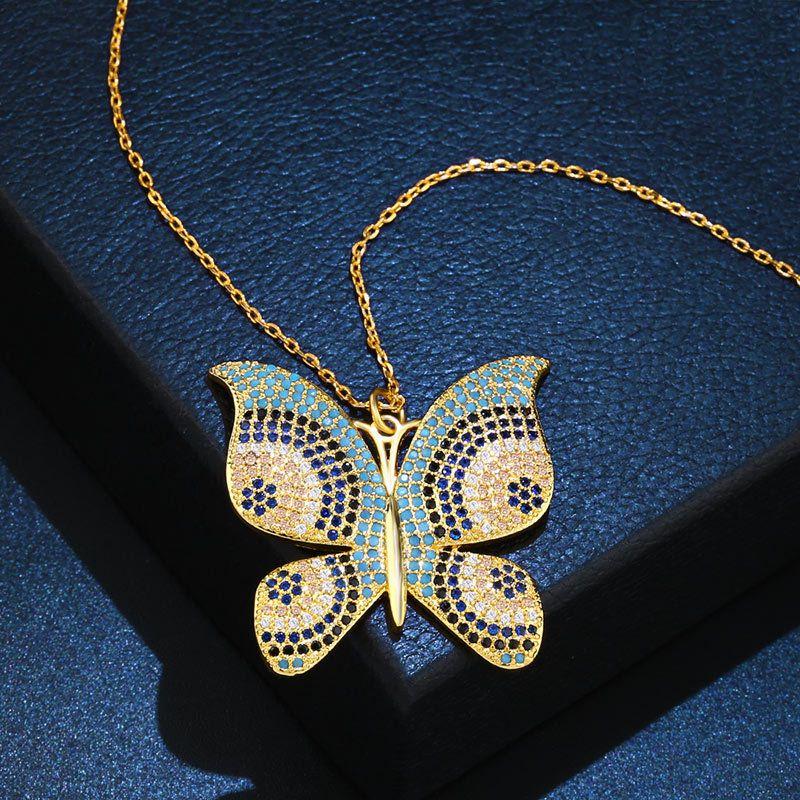 Alloy Korea Bows necklace  Alloy  Fashion Jewelry NHAS0184Alloy