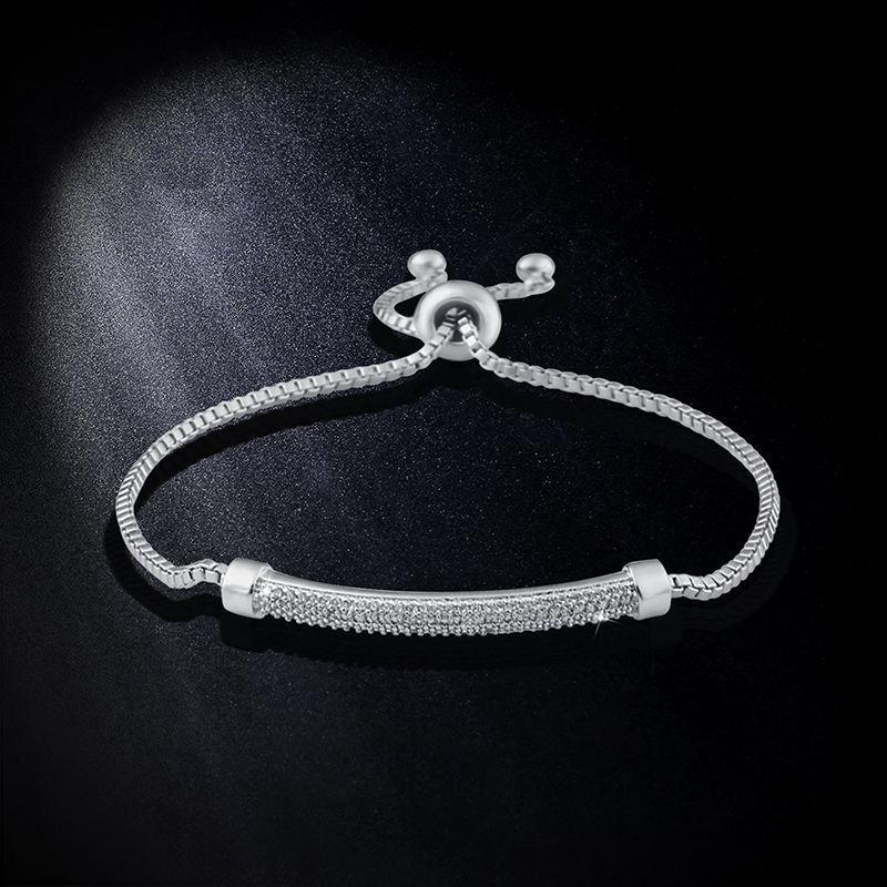 Alloy Fashion Geometric bracelet  Alloy  Fashion Jewelry NHAS0241Alloy