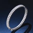 Copper Fashion Geometric bracelet  18Kalloy  Fine Jewelry NHAS004318Kalloy