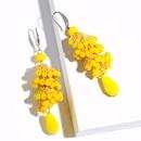 Alloy Fashion bolso cesta earring  white  Fashion Jewelry NHAS0143white