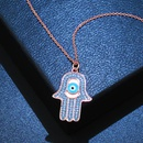 Alloy Korea Geometric necklace  Alloy  Fashion Jewelry NHAS0182Alloy