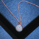 Alloy Korea Geometric necklace  Alloy  Fashion Jewelry NHAS0183Alloy