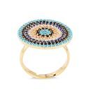 Alloy Fashion Geometric Ring  Alloy  Fashion Jewelry NHAS0291Alloy
