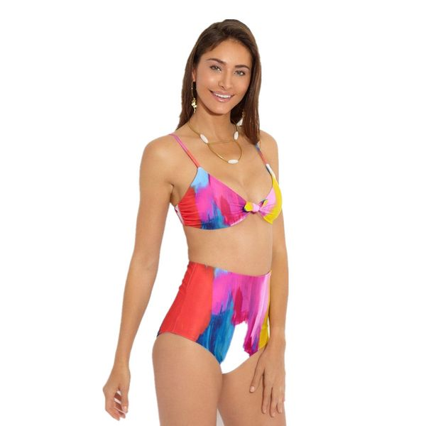 Polyester Fashion  Bikini  (color-S)  Women Clothing NHHL0740-color-S