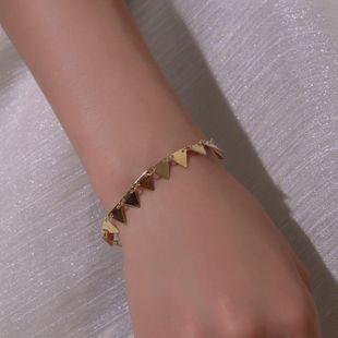 New alloy geometric bracelet NHDP157571's discount tags
