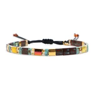 Pulsera de cuentas de moda TILA NHGW157590's discount tags