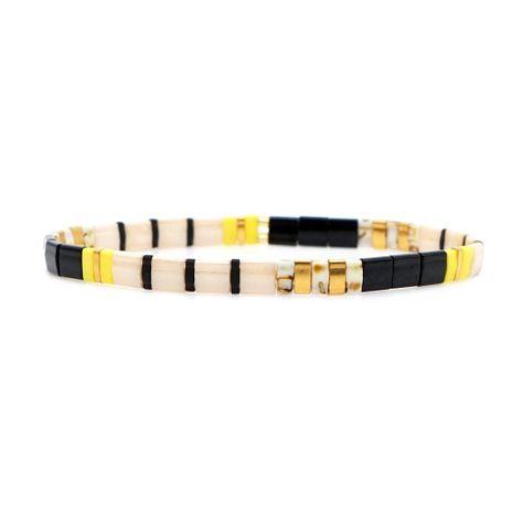 Nueva pulsera tejida con cuentas TILA importadas NHGW157595's discount tags