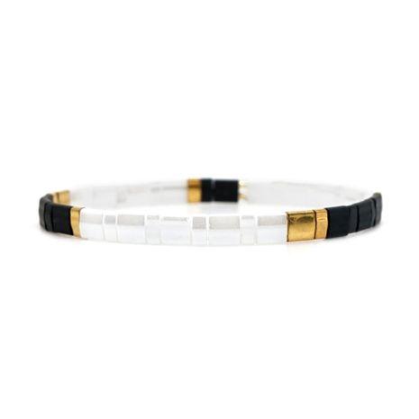 Fashion TILA Beaded Mix Bracelet NHGW157597's discount tags