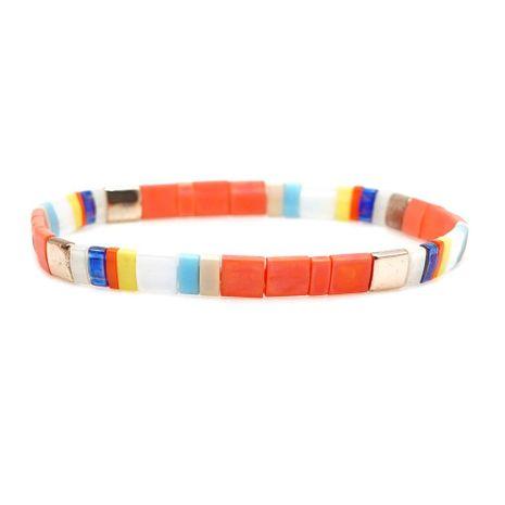 Pulsera de cuentas de tejido mixto TILA Beads NHGW157601's discount tags
