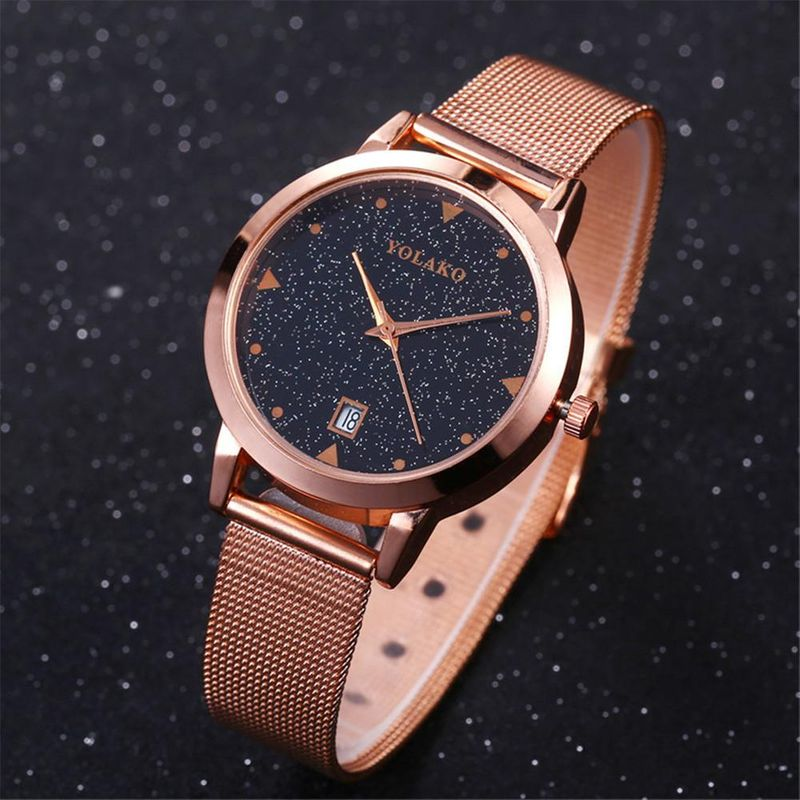 Stylish and simple starry calendar calendar for men and women with a table NHSY157641