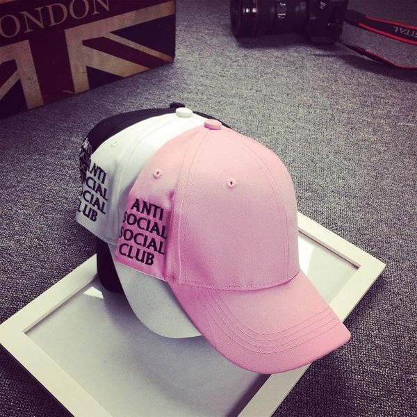 Simple embroidered letter baseball cap NHHY157675