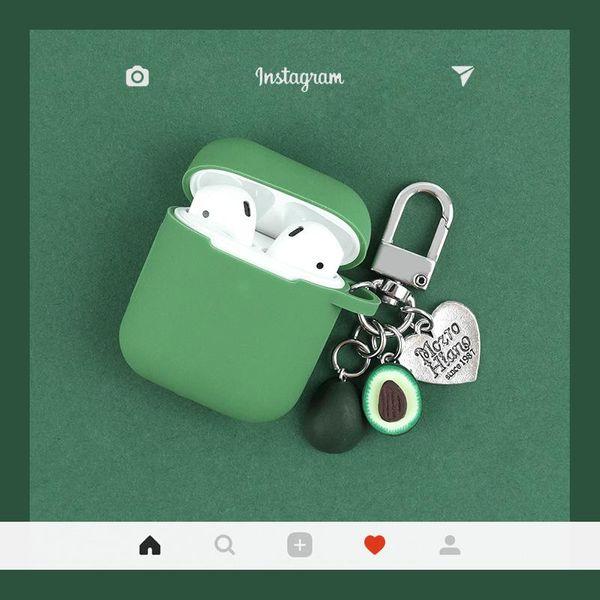 Fashion avocado airpods2 case NHJP157690