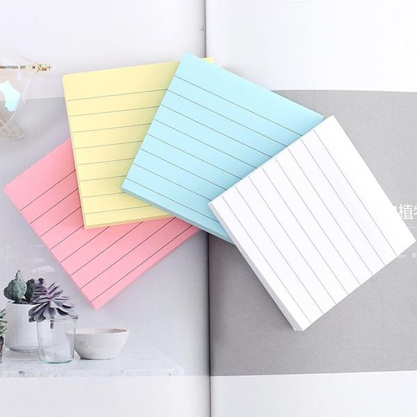 Simple kraft paper horizontal line small note book NHHE157723