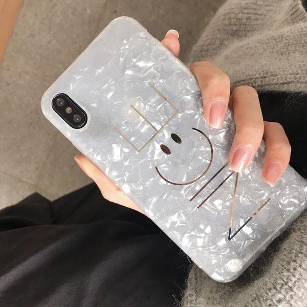 Korea iPhone xs max shell file apple phone case NHDV157753