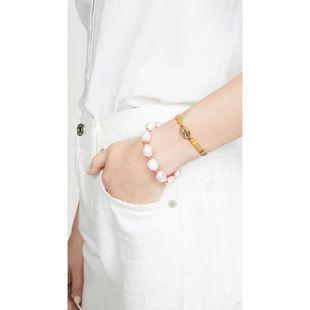 New TILA Beaded Shell Bracelet NHGW157780's discount tags