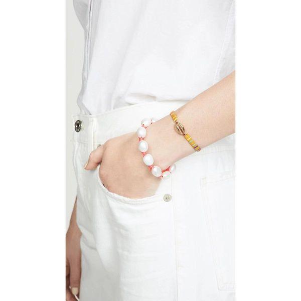 New TILA Beaded Shell Bracelet NHGW157780